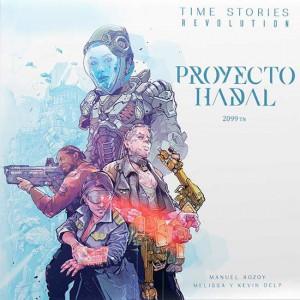 T.I.M.E. Stories Revolution...