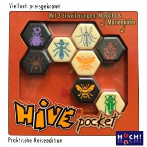 Hive Pocket - Ingles,holandes