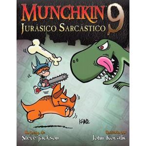 Munchkin 9 - Jurasico...