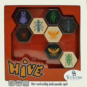 Hive - Ingles, holandes