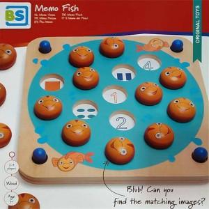 Memo fish