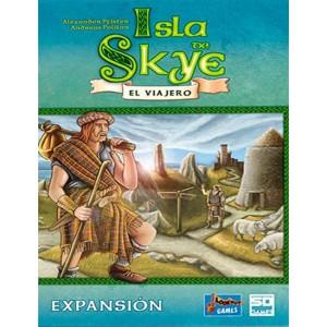 Isla de Skye: el viajero