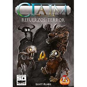 Claim Refuerzos Terror