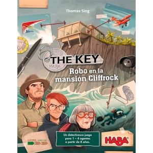 The Key Robo en la mansion...
