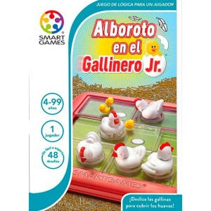 Alboroto en el gallinero Jr.