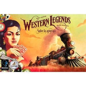 Western Legends: sube la...