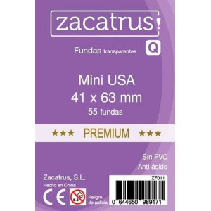 Fundas ZACATRUS Mini USA...