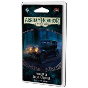 Arkham Horror LCG: horror a...