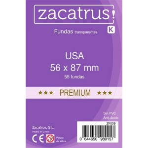 Fundas ZACATRUS USA PREMIUM...