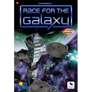 Race for the Galaxy 2ª...
