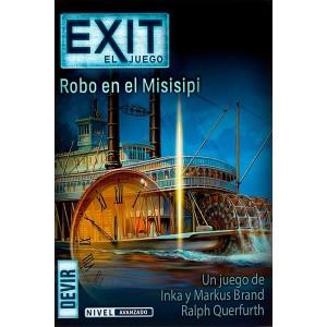 Exit - Robo en el Misisipi...
