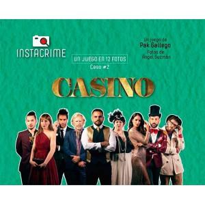 Instacrime - Caso 2 Casino