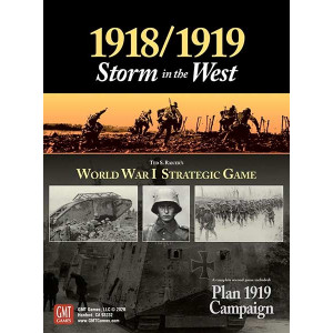 1918-1919 Storm in the West
