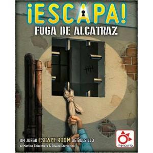¡Escapa! - La fuga de Alcatraz