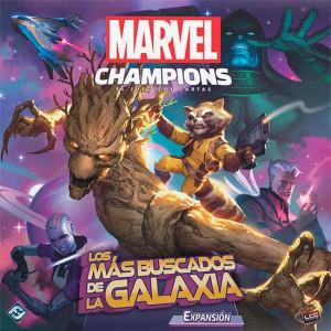 Marvel champions: los mas...