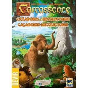 Carcassonne Cazadores y...