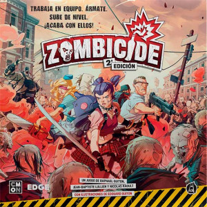 Zombicide 2ª edicion