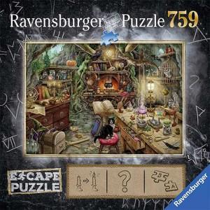 Puzzle Escape La cocina de...