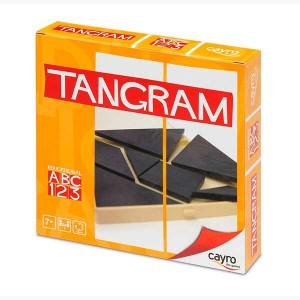 Tangram - caja plástico