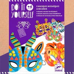 Crear Máscaras para decorar...