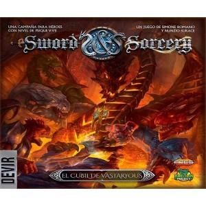 Sword & Sorcery: el cubil...