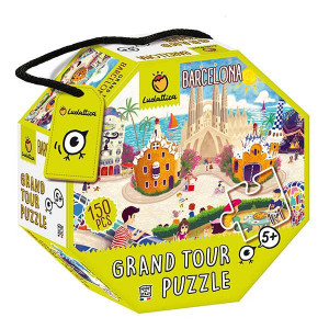 Puzzle Grand Tour Barcelona