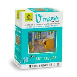 Puzzle Art Atelier Vincent...