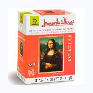 Puzzle Art Atelier Leonardo...
