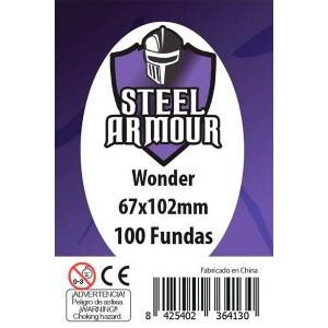 Fundas Steel Wonder 67x102