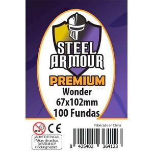 Fundas Steel Wonder 67x102...