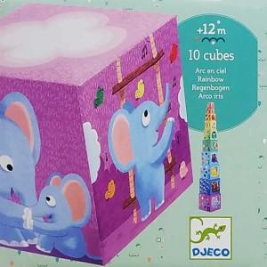 10 Cubos Rainbow