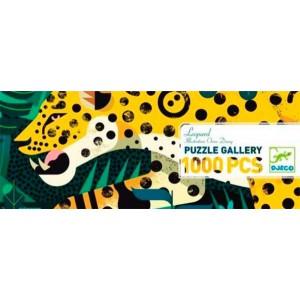 Puzzle Gallery Leopardo - 1000