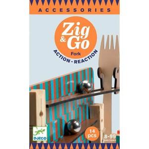 Zig&Go Fork 14 piezas
