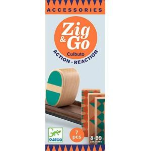 Zig&Go Culbuto 7 piezas