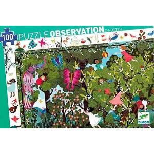 Puzzle Observación Juegos...