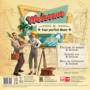 Welcome al perfecto hogar -...