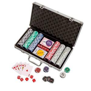 Maletin Poker Philos - 300...