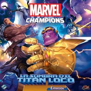 Marvel champions: La sombra...