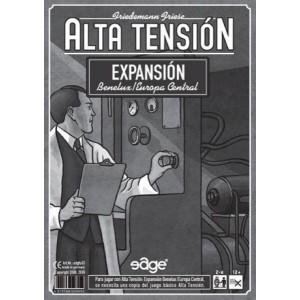 Alta Tensión: expansión Benelux/Europa central