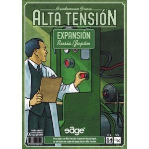Alta Tensión: expansión Rusia/Japón