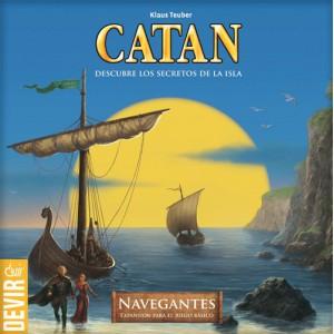 Colonos de Catán. Navegantes