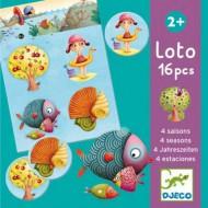 Loto 4 Estaciones - 16 piezas