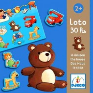 Loto La Casa - 30 piezas