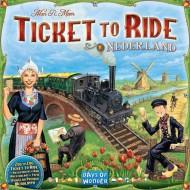Aventureros al tren - Paises Bajos