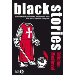 Black Stories Edicion Medieval