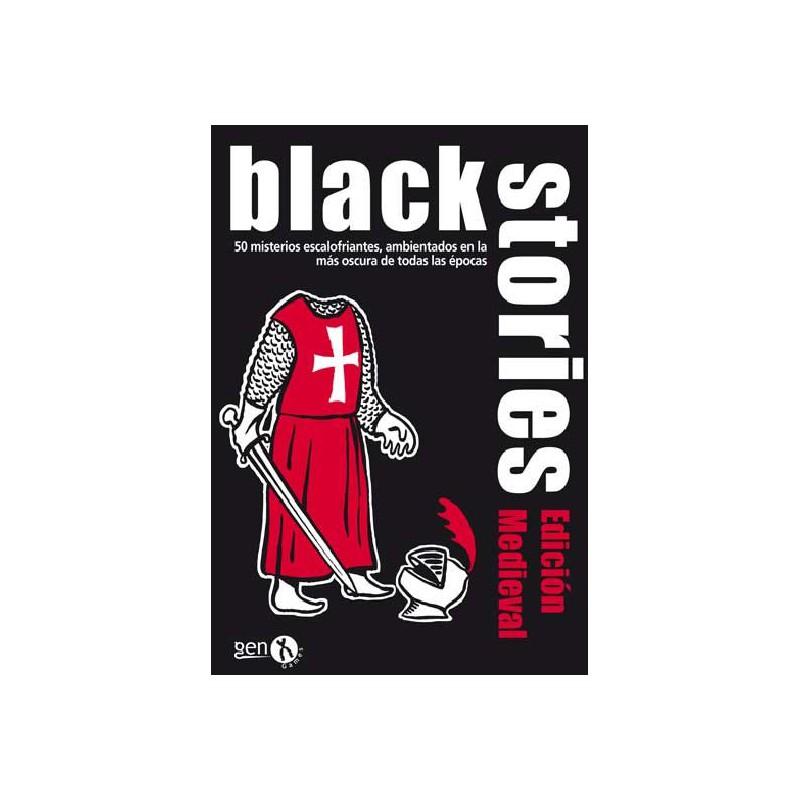 Black Stories Edicion Medieval