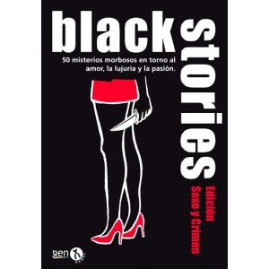 Black Stories Edicion Sexo...