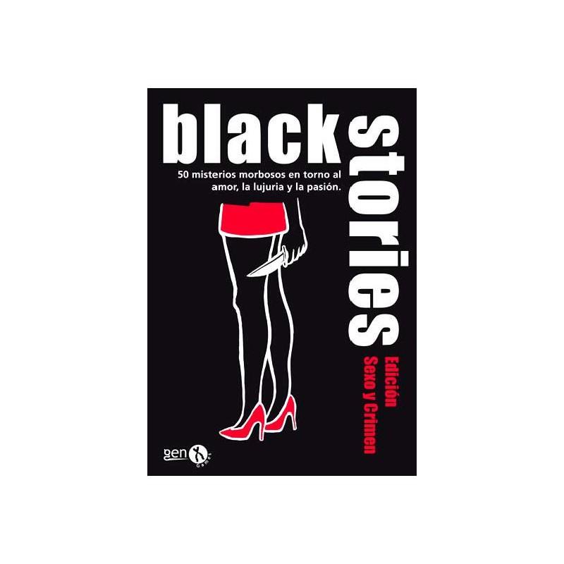 Black Stories Edicion Sexo y Crímenes