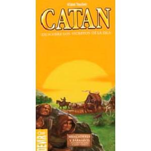 Catan. Navegantes Exp. 5/6 Jugadores