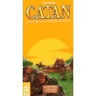 Catan - Mercaderes y bárbaros Exp. 5/6 jugadores